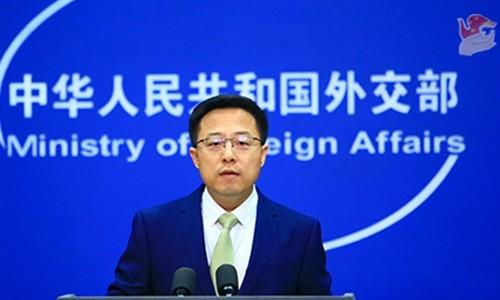 Trung Quốc hạn chế thị thực người Mỹ 'hành xử tệ' về Hong Kong - ảnh 1