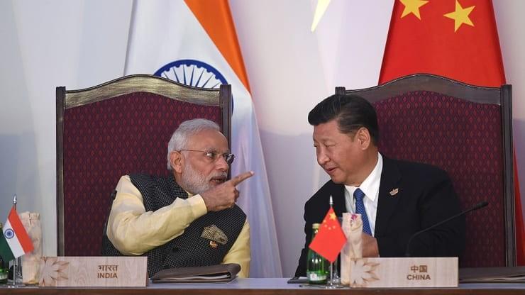 Căng thẳng với Trung Quốc, Thủ tướng Ấn Độ 'nghỉ chơi' Weibo - ảnh 1