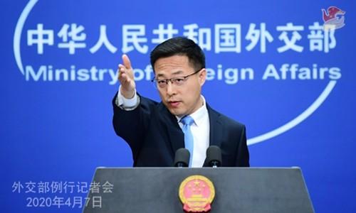 Trung Quốc phản ứng tuyên bố của ông Pompeo về Tân Cương - ảnh 1