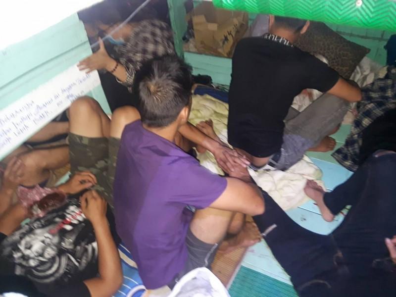 Bắt 2 người đưa lậu 30 người Việt vào Đài Loan bằng tàu cá - ảnh 2