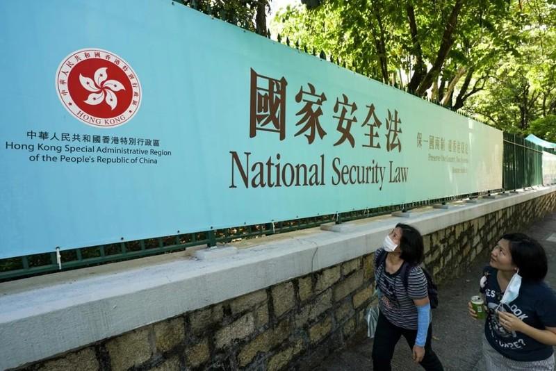 Trung Quốc dọa trả đũa khi ông Trump tước ưu đãi Hong Kong - ảnh 1