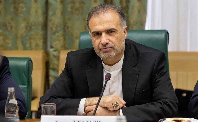 Iran đề xuất 'câu lạc bộ trừng phạt' với Nga, Trung đối phó Mỹ - ảnh 1