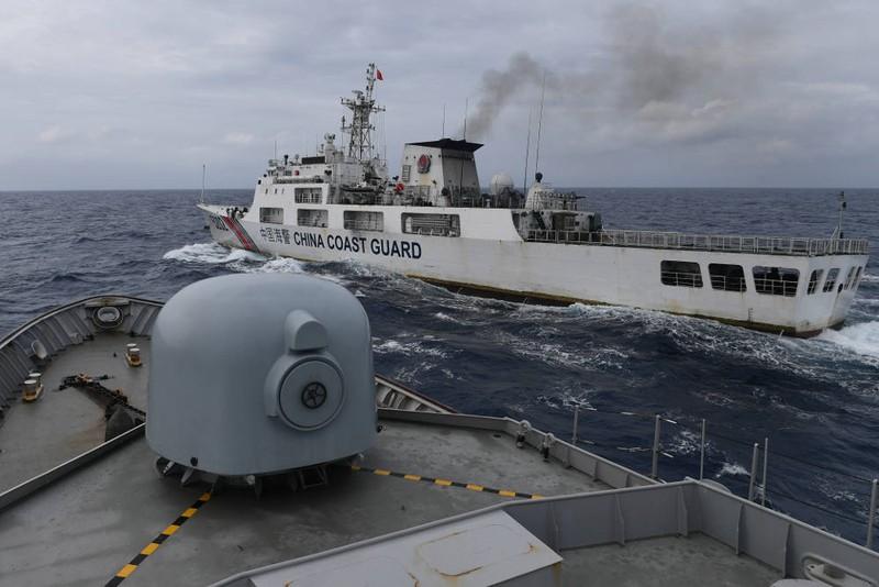 Indonesia tập trận lớn giữa căng thẳng Biển Đông - ảnh 1