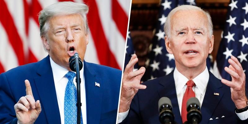 Người Hong Kong, Đài Loan ưa ai, ông Trump hay ông Biden?   - ảnh 1