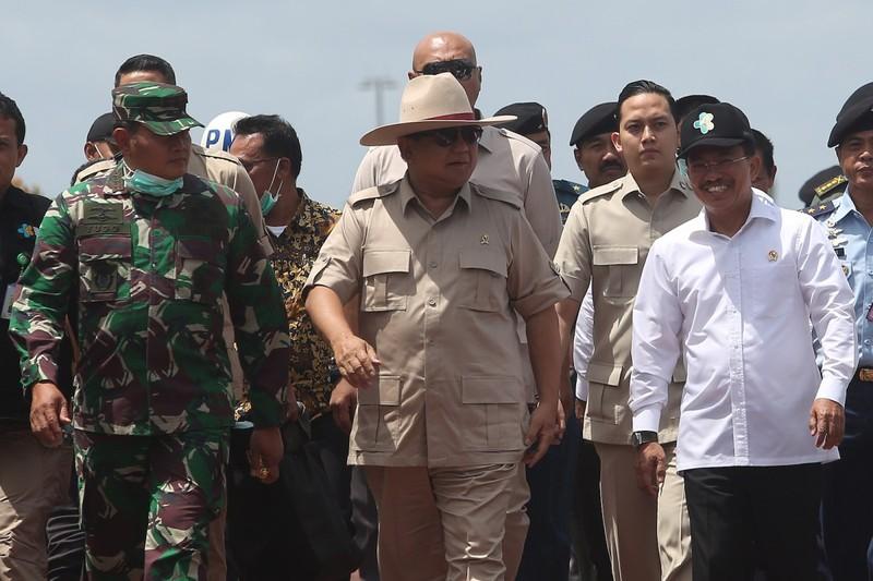 Biển Đông: Indonesia mua chiến đấu cơ Typhoon ngăn Trung Quốc - ảnh 2