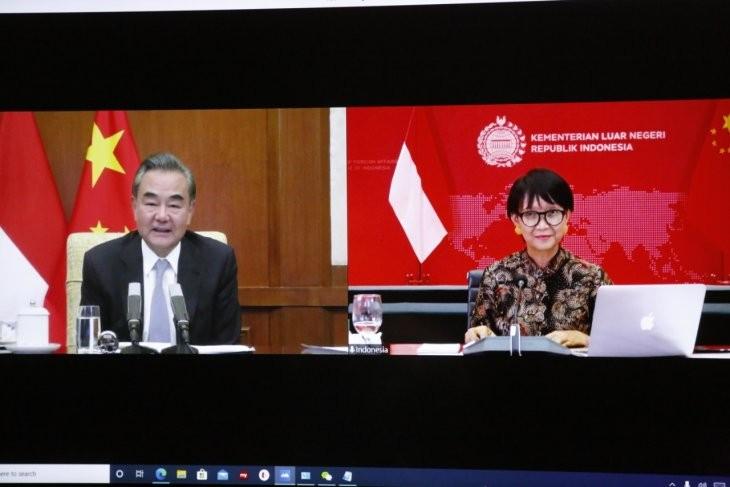 Biển Đông: Indonesia thúc Trung Quốc tôn trọng luật quốc tế - ảnh 1