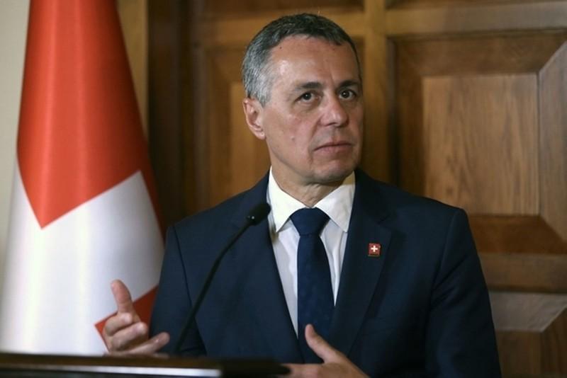 Đến lượt quốc gia trung lập Thụy Sĩ cảnh báo Bắc Kinh - ảnh 1
