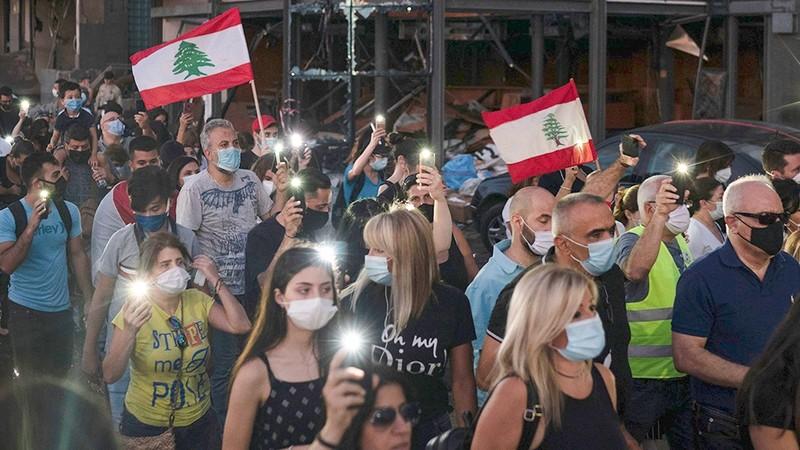 Iran: Mỹ nên dỡ trừng phạt Lebanon 'nếu thật lòng muốn giúp' - ảnh 2