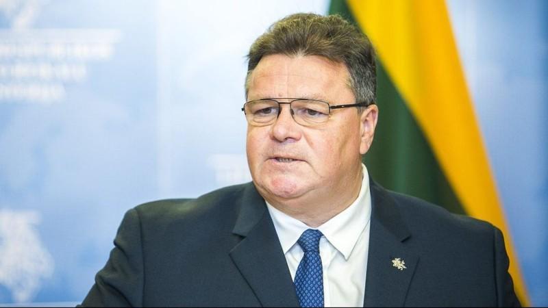 Lithuania trừng phạt Belarus để 'gửi thông điệp cho thế giới' - ảnh 1