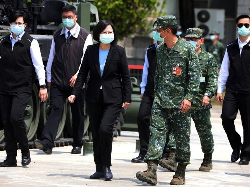 Đài Loan nói Trung Quốc đừng đánh giá thấp quyết tâm tự vệ - ảnh 1