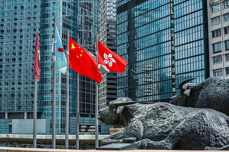 Dân Hong Kong ùa tới Đài Loan trong tháng áp dụng luật an ninh - ảnh 1