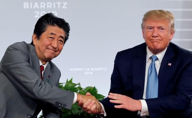 Ông Trump lên tiếng về việc Thủ tướng Abe từ chức - ảnh 1
