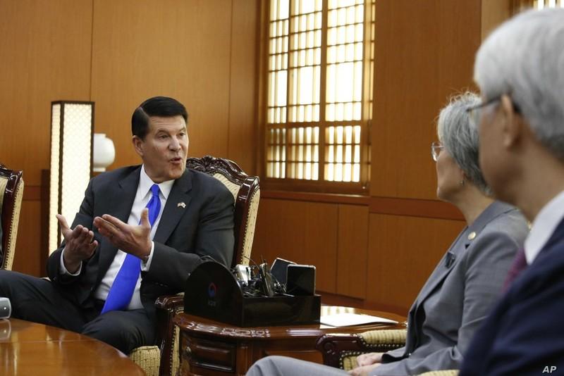 Sau Bộ trưởng Y tế, Thứ trưởng Ngoại giao Mỹ đến Đài Loan? - ảnh 1