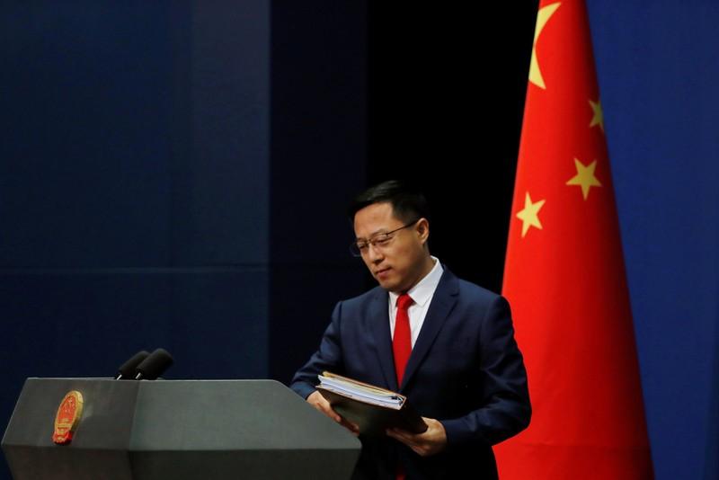 Bắc Kinh phản pháo việc Mỹ thu hồi thị thực người Trung Quốc - ảnh 1