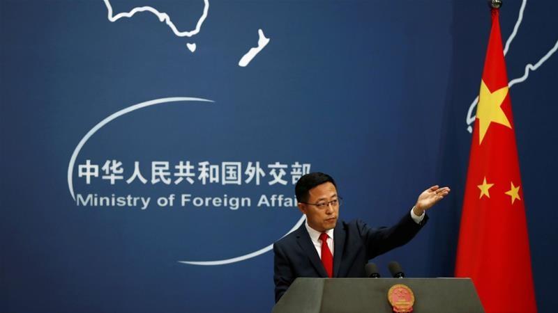 Bắc Kinh áp hạn chế toàn bộ nhà ngoại giao Mỹ tại Trung Quốc - ảnh 1
