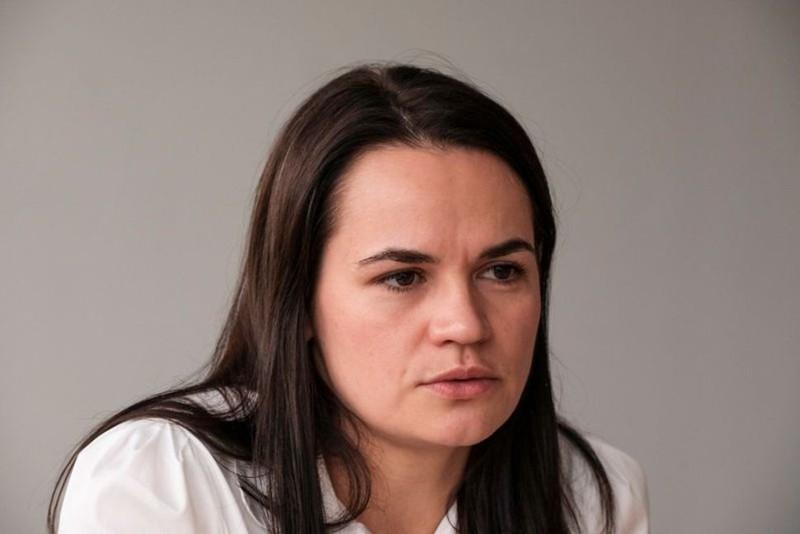 Belarus:Lithuania 'khiêu khích' khi công nhận bà Tikhanovskaya - ảnh 1