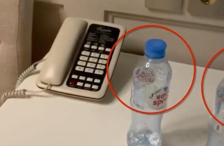 Nga nói gì về chai nước dính chất độc trong vụ Navalny? - ảnh 1