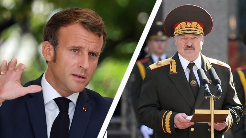 Bị Tổng thống Pháp đòi 'ra đi', Tổng thống Belarus đáp trả   - ảnh 1