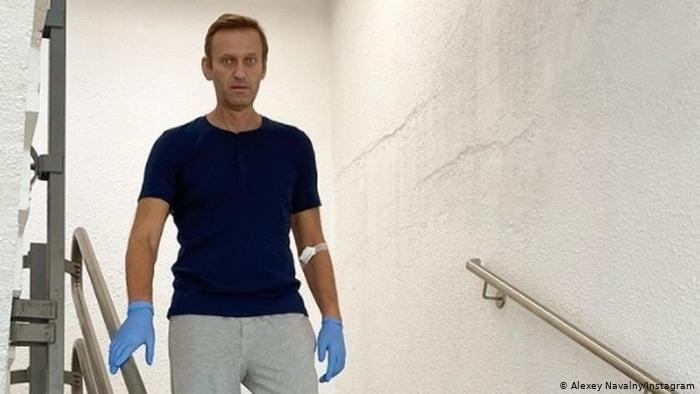 Nhân vật đối lập Nga Navalny lại 'chĩa mũi dùi' vào ông Putin - ảnh 1
