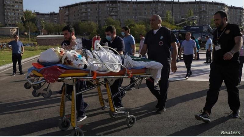 Mỹ chọn bên trong cuộc xung đột tại Nargono-Karabakh? - ảnh 1