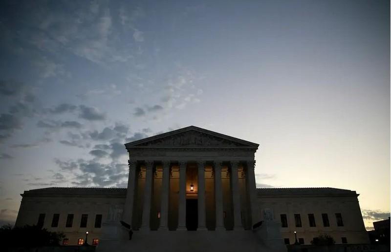 Tòa án Mỹ bác vụ Texas thách thức chiến thắng của ông Biden - ảnh 1