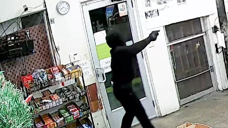 Mỹ: Công bố video mới vụ giết vợ chồng chủ cửa hàng gốc Việt   - ảnh 1