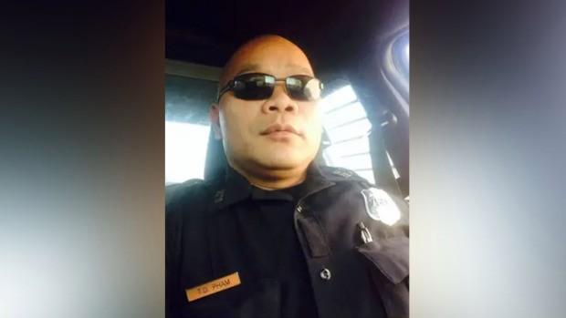 Cựu cảnh sát gốc Việt bị cáo buộc liên quan vụ Điện Capitol   - ảnh 1