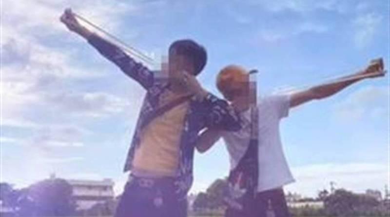 Đài Loan buộc tội 2 người Việt bắn chim quay TikTok câu view - ảnh 1