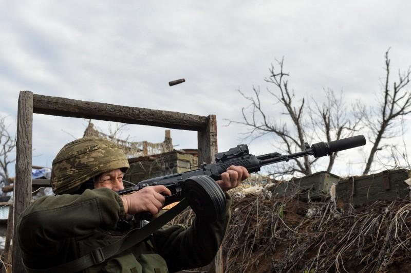 Ukraine tố Moscow né đối thoại vụ Nga đưa quân đến biên giới - ảnh 1
