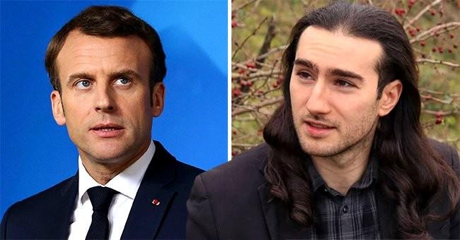'Kiếm sĩ' tát Tổng thống Pháp Macron bị tuyên phạt 4 tháng tù - ảnh 1