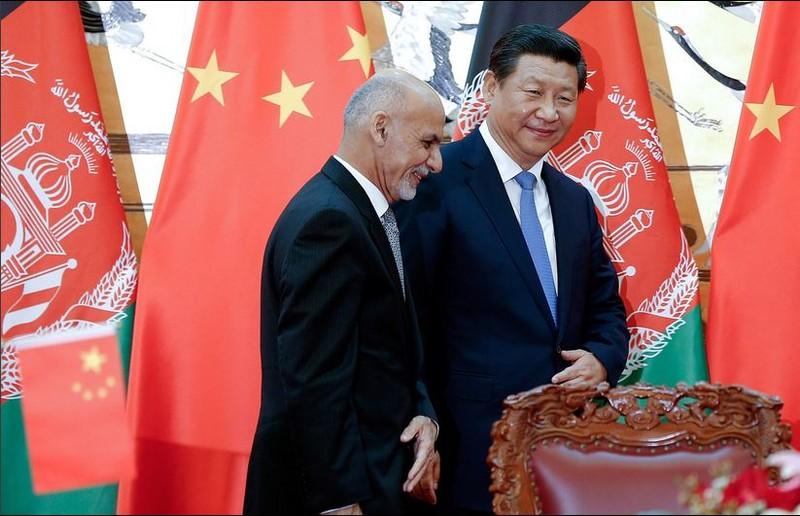 Trung Quốc tính gì khi Mỹ rút quân khỏi Afghanistan? - ảnh 1