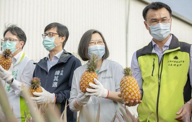 Đài Loan tuyên bố kiện Trung Quốc ra WTO vụ cấm nhập khẩu trái cây - ảnh 1