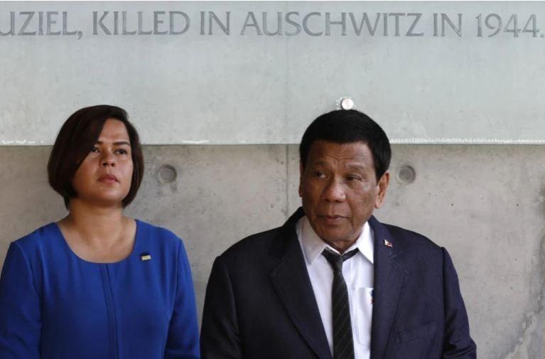 Ngược ý cha, con gái ông Duterte quyết định không ứng cử tổng thống Philippines - ảnh 1