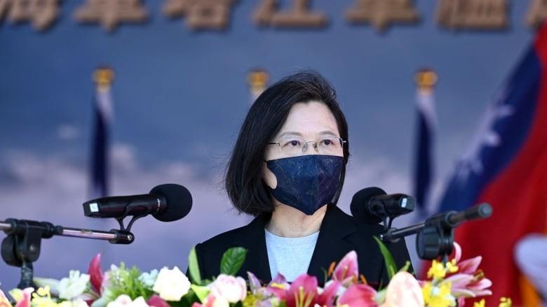 Đài Loan nói gì sau tuyên bố 'thống nhất trong hòa bình' của ông Tập Cận Bình? - ảnh 1