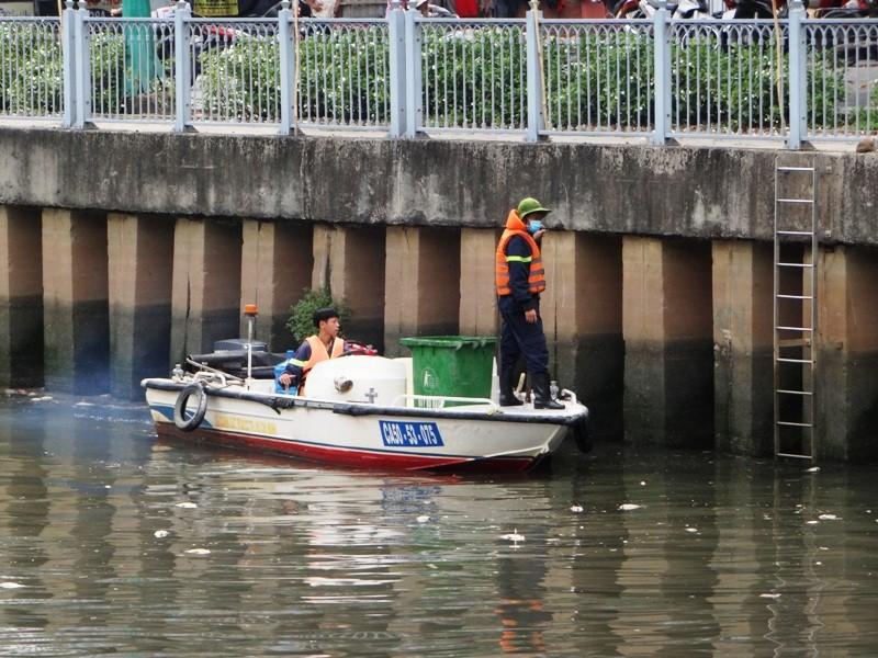 85 triệu đô xây cống, dẫn nước kênh Nhiêu Lộc về quận 2 - ảnh 1