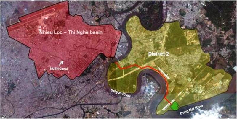 TP.HCM khởi công dự án gom nước thải lớn nhất nước - ảnh 2