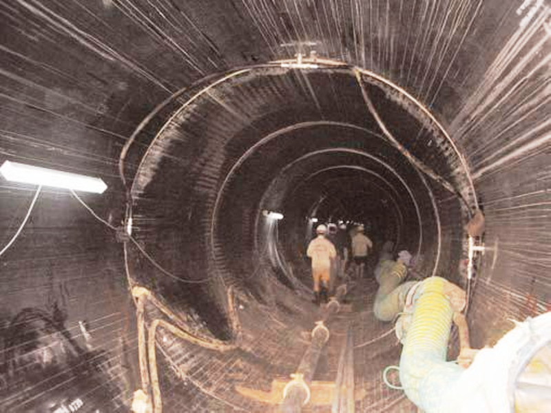TP.HCM khởi công dự án gom nước thải lớn nhất nước - ảnh 1