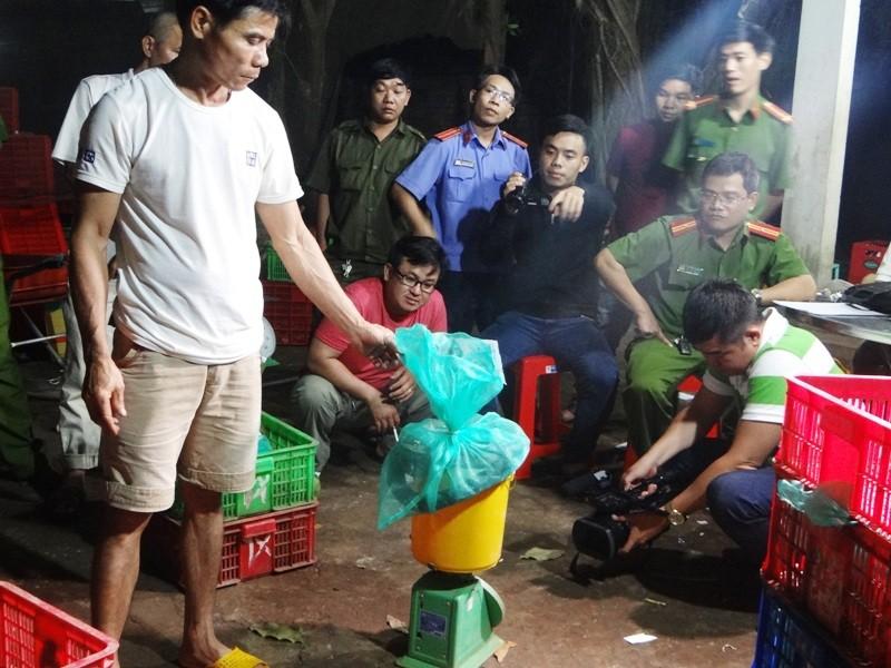 Trắng đêm giải cứu thú rừng quý hiếm ở Bình Phước - ảnh 2