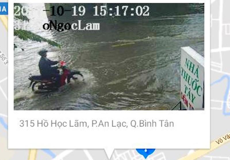 Nhiều phương án giải cứu điểm ngập nặng nhất Bình Tân - ảnh 1