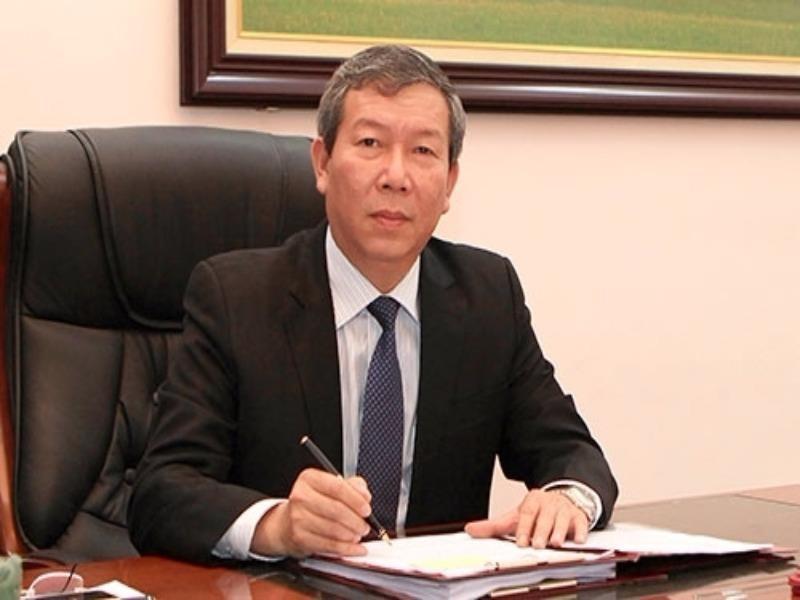 Chủ tịch Tổng Công ty Đường sắt VN xin từ chức - ảnh 1