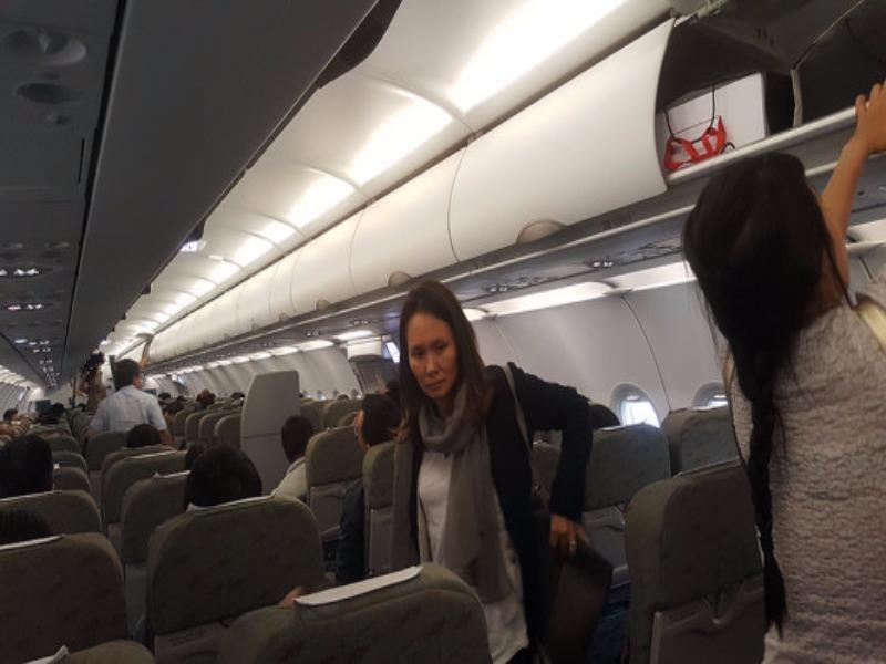 Vì sao chuyến bay HVN1344 không thể hạ cánh?  - ảnh 1