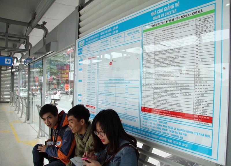 Người dân nói gì về xe buýt nhanh đầu tiên ở Việt Nam? - ảnh 6