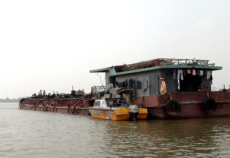 Bộ GTVT lên tiếng về dự án nạo vét sông Cầu ở Bắc Ninh - ảnh 1