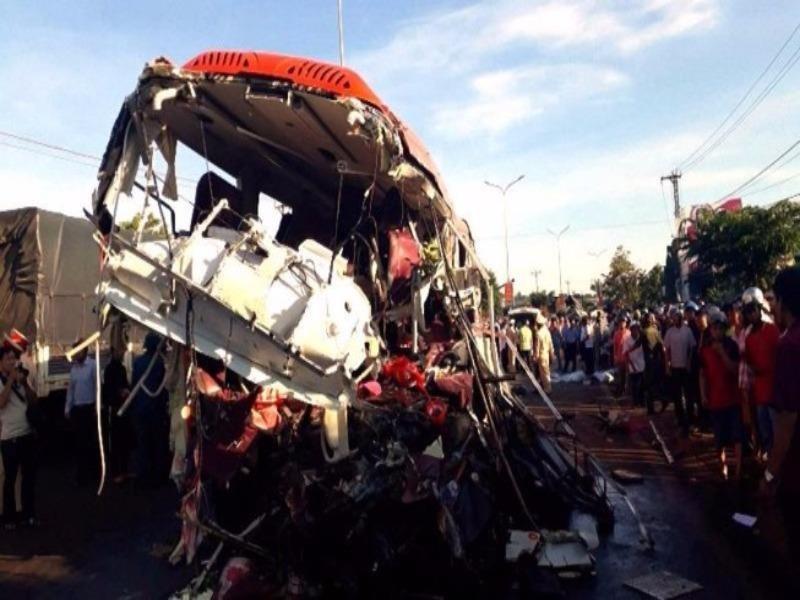 Khẩn trương điều tra vụ tai nạn kinh hoàng ở Gia Lai - ảnh 1