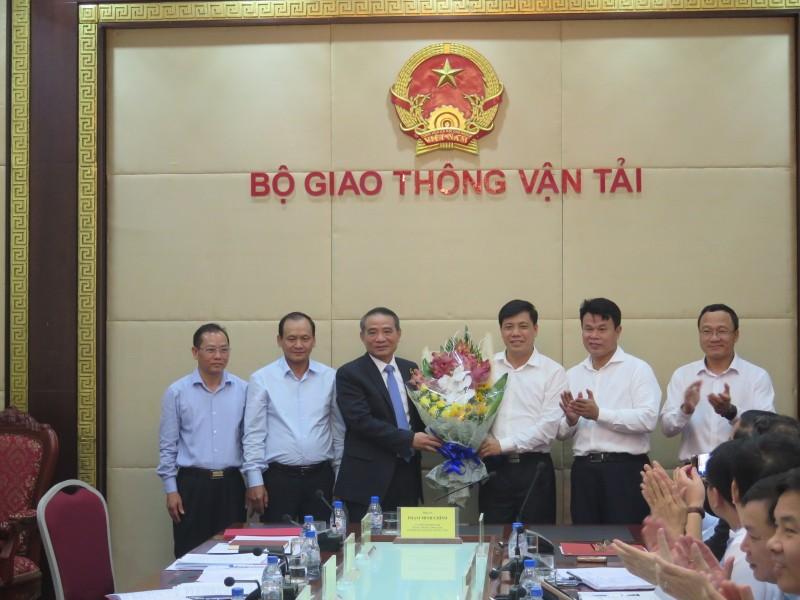 Ông Trương Quang Nghĩa: Cảm ơn ngành giao thông vận tải - ảnh 1