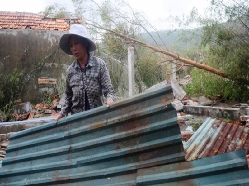 Hỗ trợ gạo khẩn cấp cho người dân Hà Tĩnh - ảnh 1