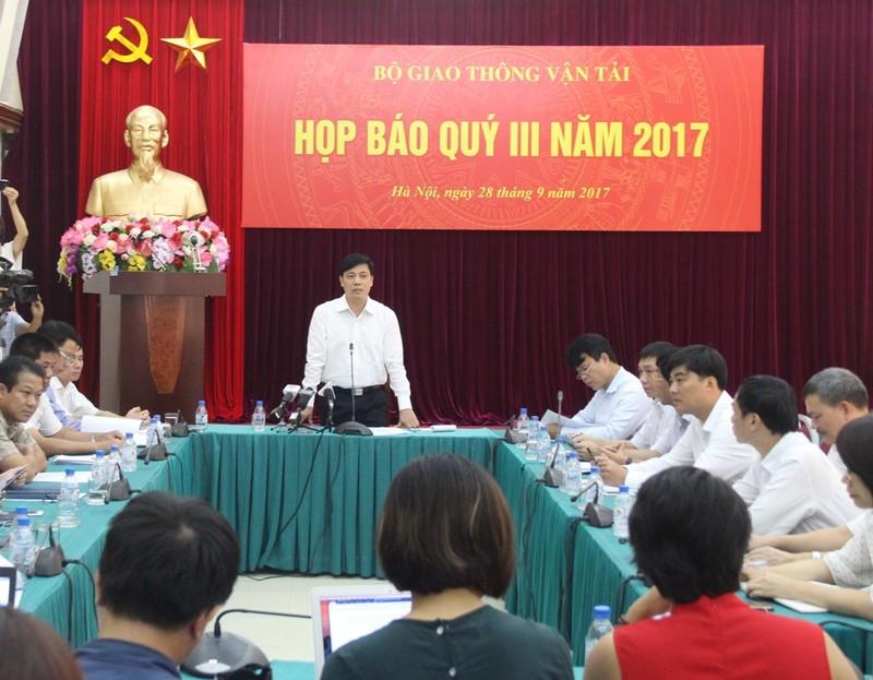 Bộ GTVT tạm trao quyền cho Thứ trưởng Nguyễn Ngọc Đông - ảnh 1