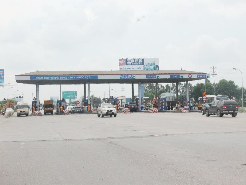 Giảm phí quốc lộ 5 và cao tốc Hà Nội - Hải Phòng - ảnh 1