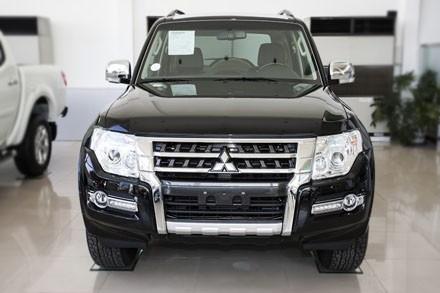 Mitsubishi triệu hồi 2.519 ô tô để kiểm tra túi khí - ảnh 1