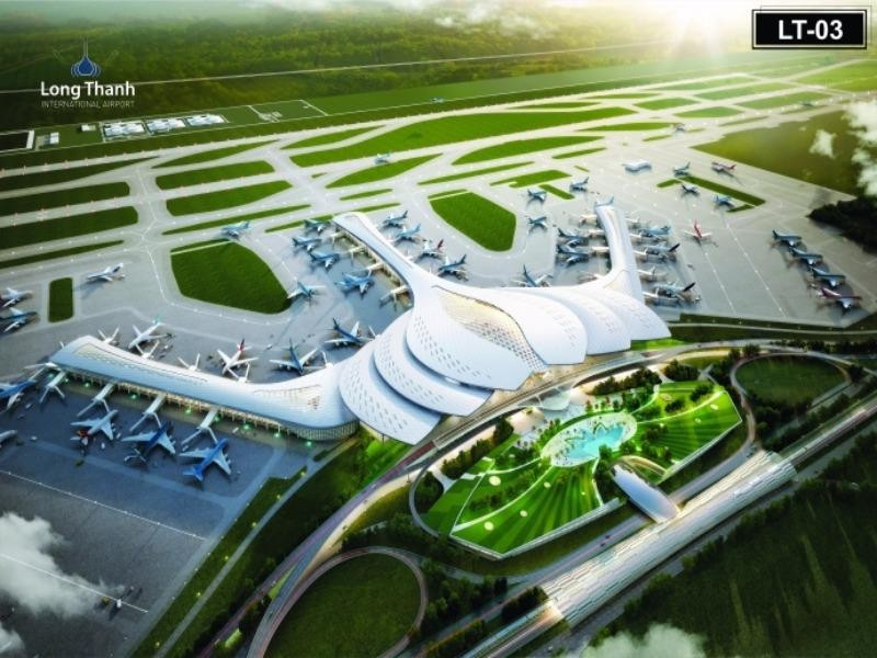 Sân bay Long Thành: Cần 18.000 tỉ đồng tái định cư - ảnh 1